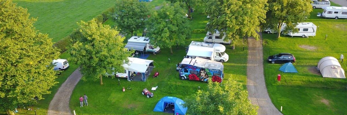 Camping De Cauberg in Valkenburg aan de Geul