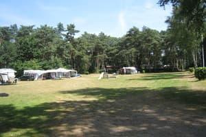 Kampeer- en chaletpark aan de Belgische grens