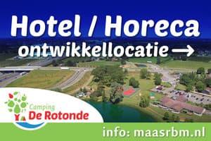 Hotel/horeca ontwikkellocatie de Rotonde