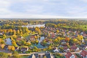 circa 10 hectare ontwikkelingsgronden bij Recreatiepark De Schatberg