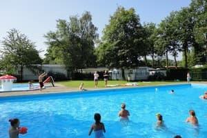 Camping Centrum Heidelust te Molenschot