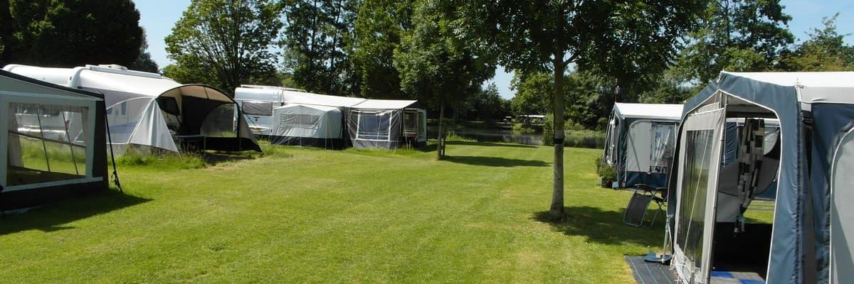 Camping in Noord-Brabant