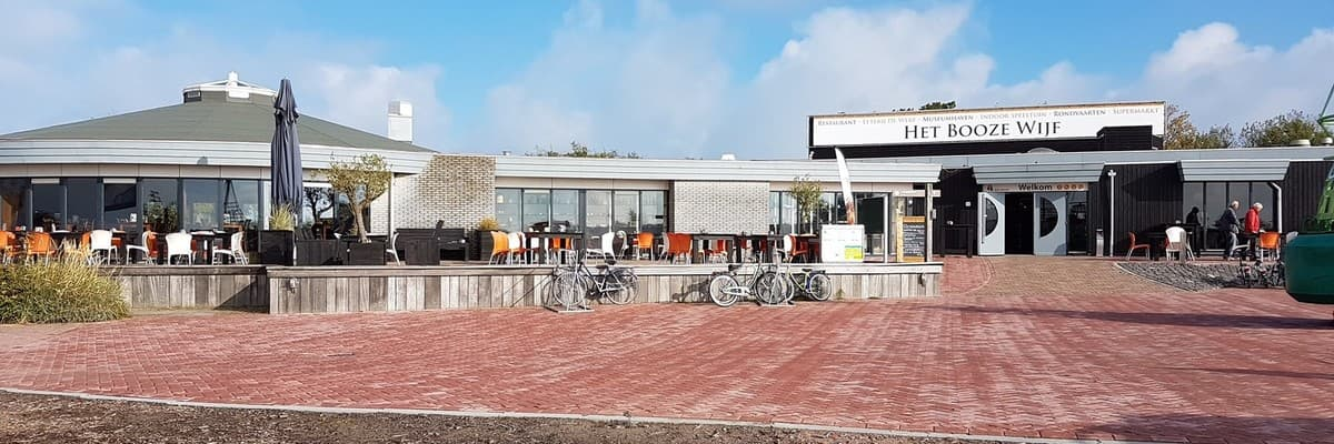 Onderdelen van Camping en Recreatiecentrum Lauwersoog