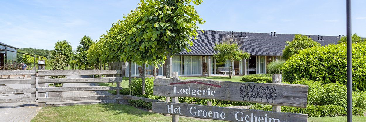 Hotel Lodgerie Het Groene Geheim